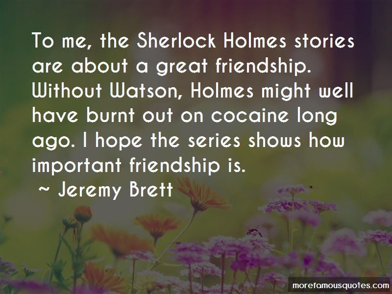 Sherlock Series Quotes Pictures 3