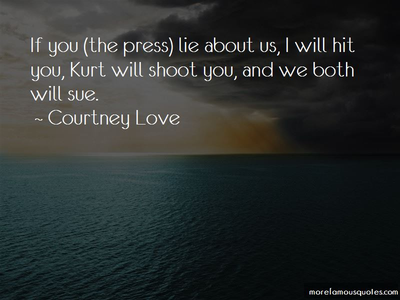 Shoot You Quotes