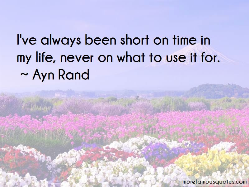 Short On Time Quotes Pictures 4