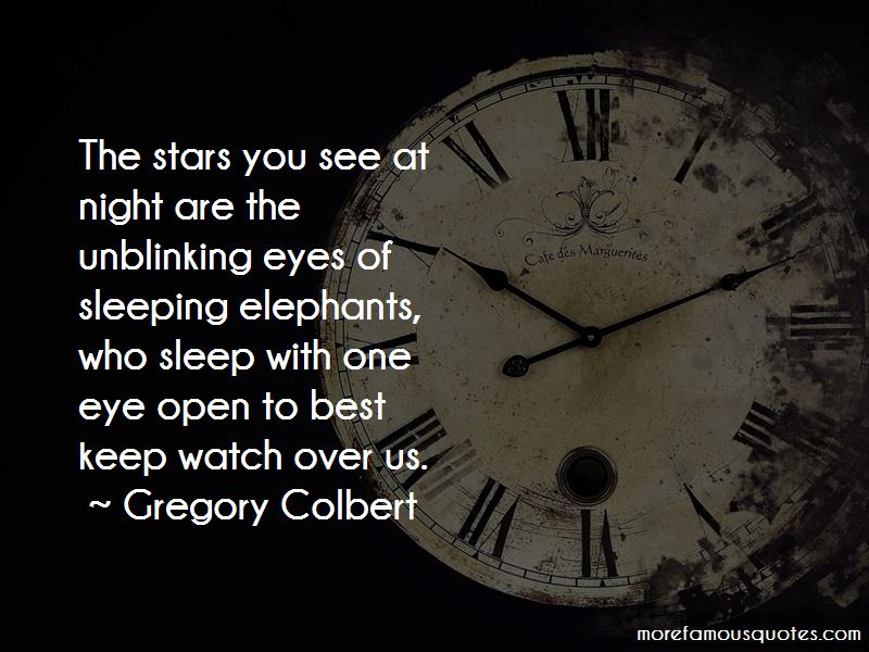 Sleep With One Eye Open Quotes Pictures 3