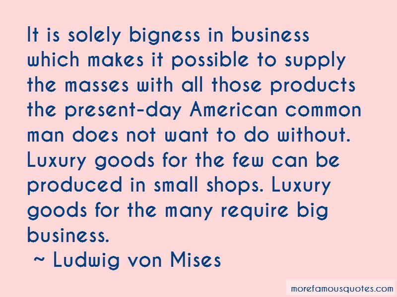 Small Business Vs Big Business Quotes