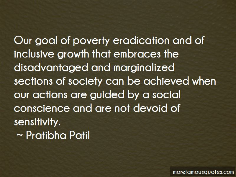 Social Sensitivity Quotes
