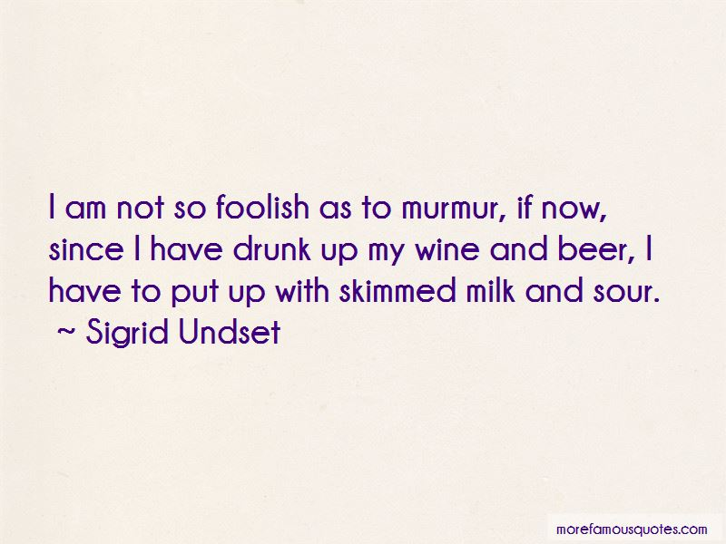 Sour Beer Quotes