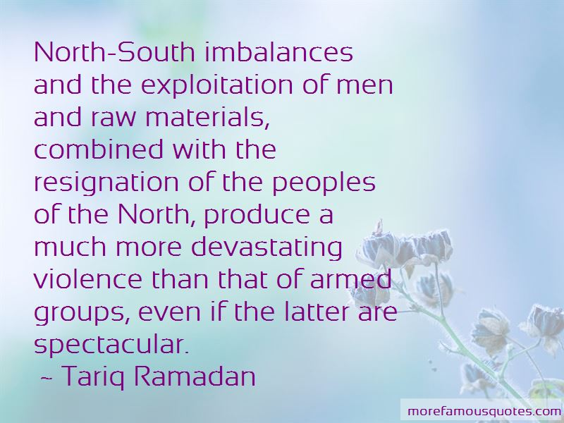 South Vs North Quotes