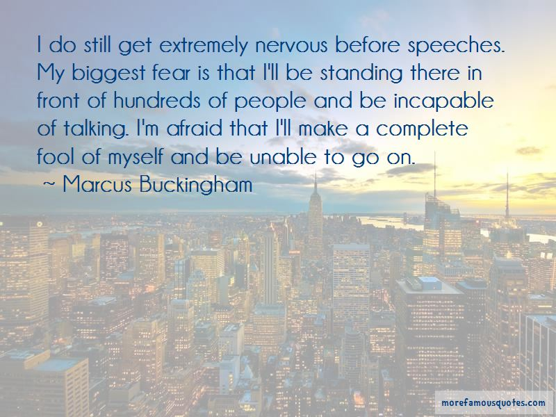 Standing By Myself Quotes