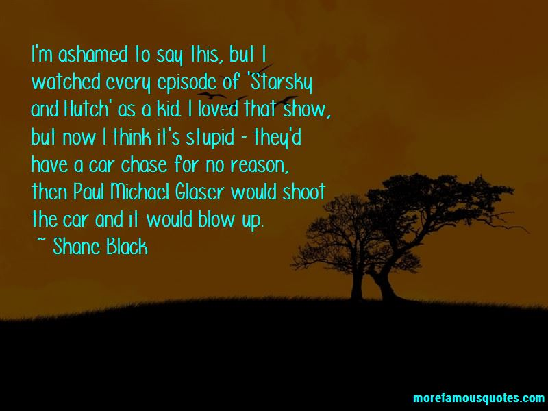 Starsky And Hutch Quotes