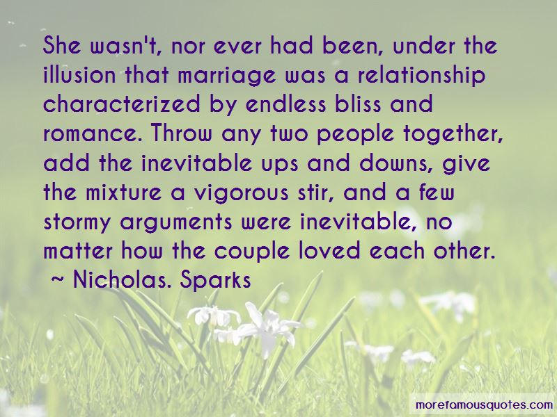 Stormy Relationship Quotes