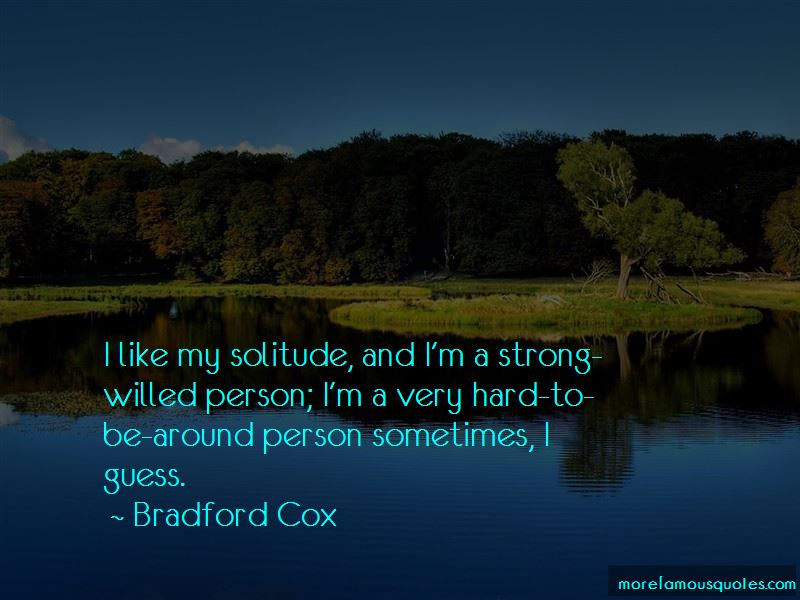 Strong Willed Person Quotes Pictures 2