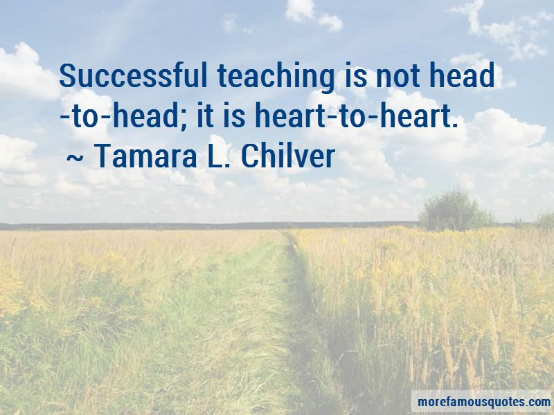 Successful Teaching Quotes