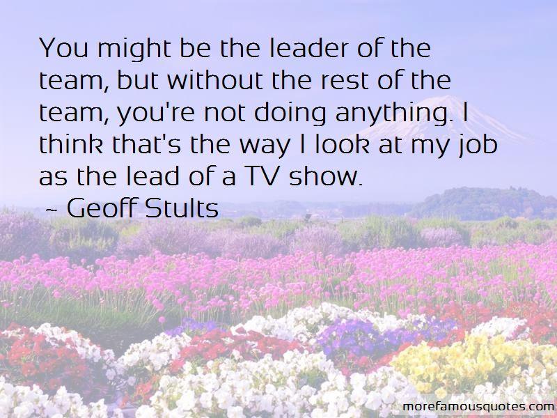 Team Lead Quotes Pictures 2