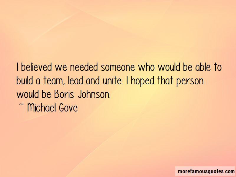 Team Lead Quotes