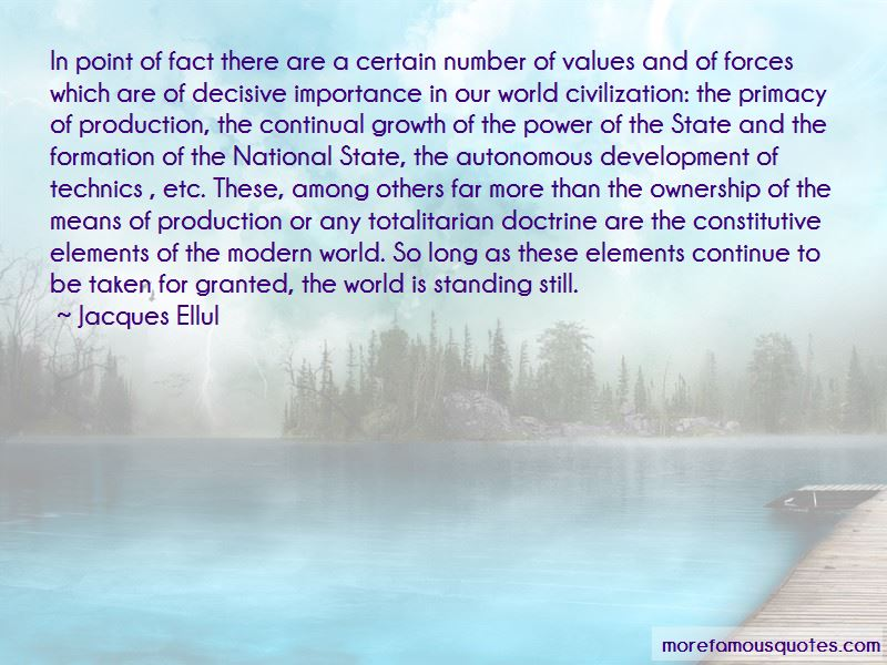 Technics And Civilization Quotes