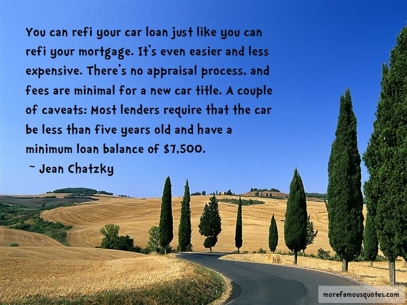 Title Loan Quotes