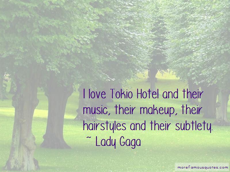 Tokio Quotes