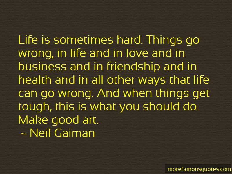 Tough Love Friendship Quotes: top 2 quotes about Tough Love ...