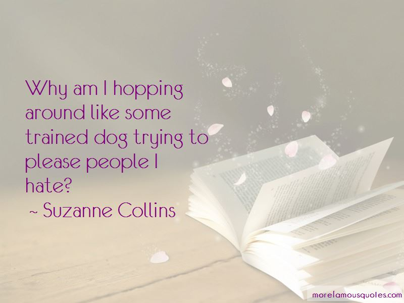 Trained Dog Quotes Pictures 4