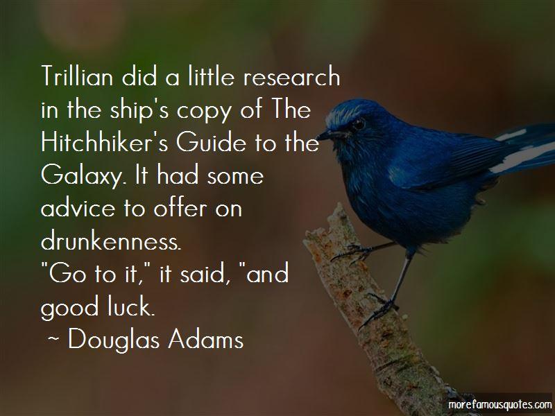 Trillian Quotes Pictures 3