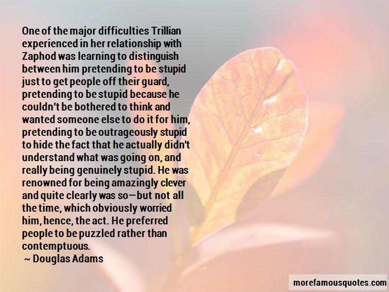 Trillian Quotes Pictures 4