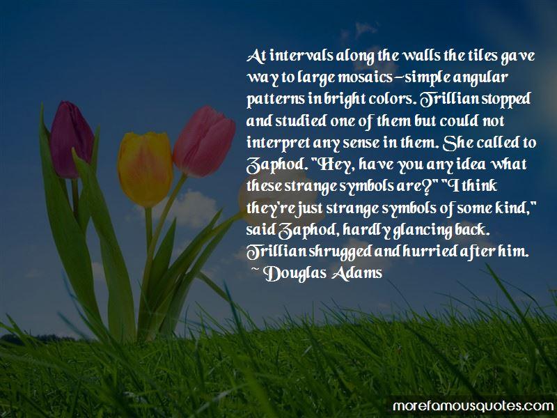 Trillian Quotes