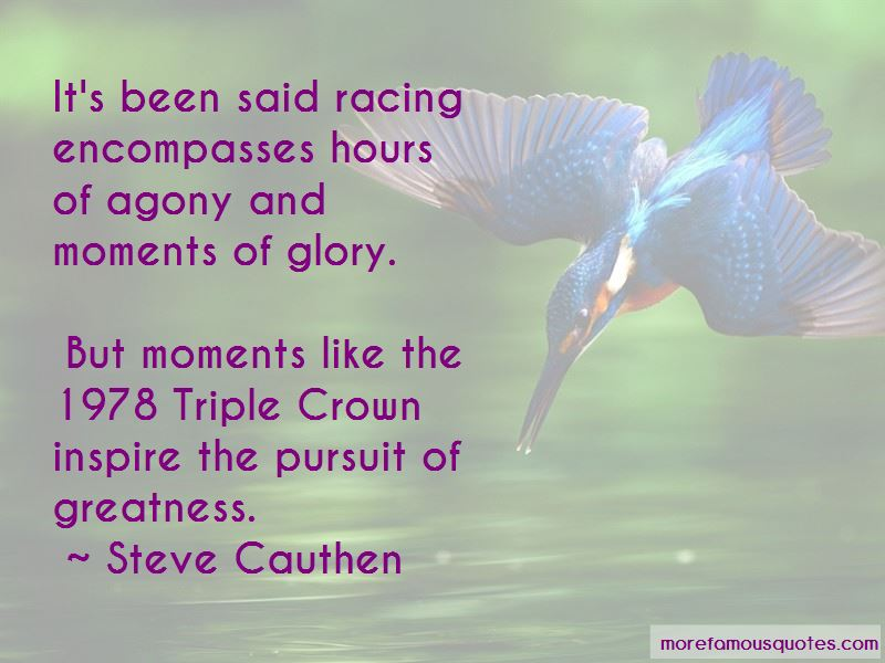 Triple Crown Quotes