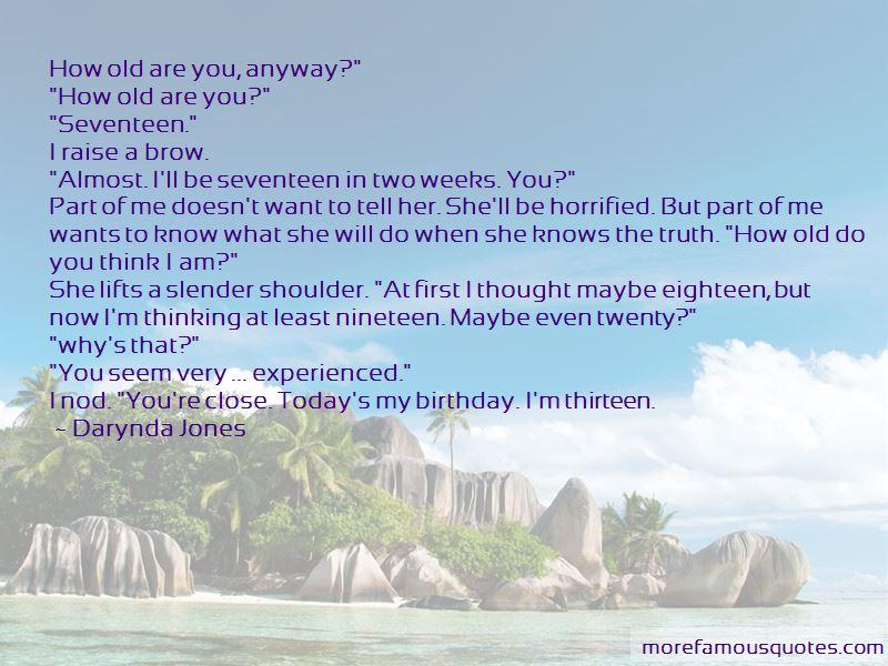 Twenty Two Birthday Quotes