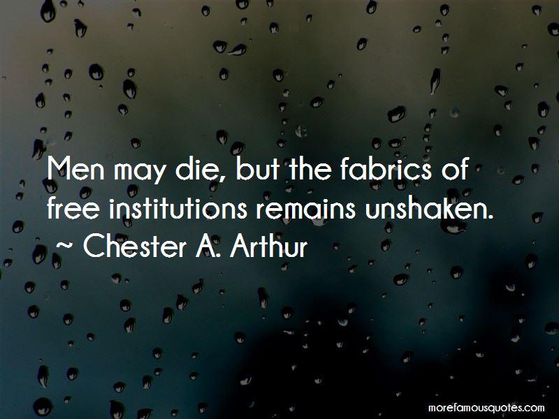 Unshaken Quotes