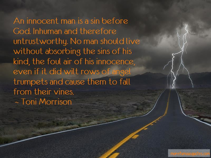 Untrustworthy Man Quotes