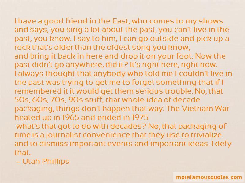 Vietnam War Song Quotes