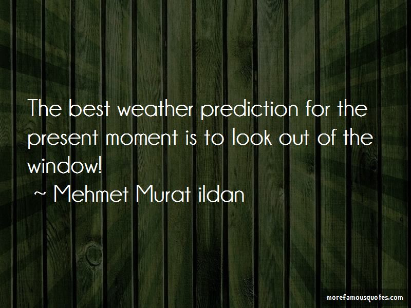 Weather Prediction Quotes Pictures 3