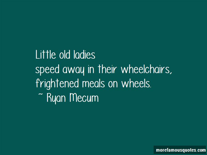 Wheels On Meals Quotes Pictures 4
