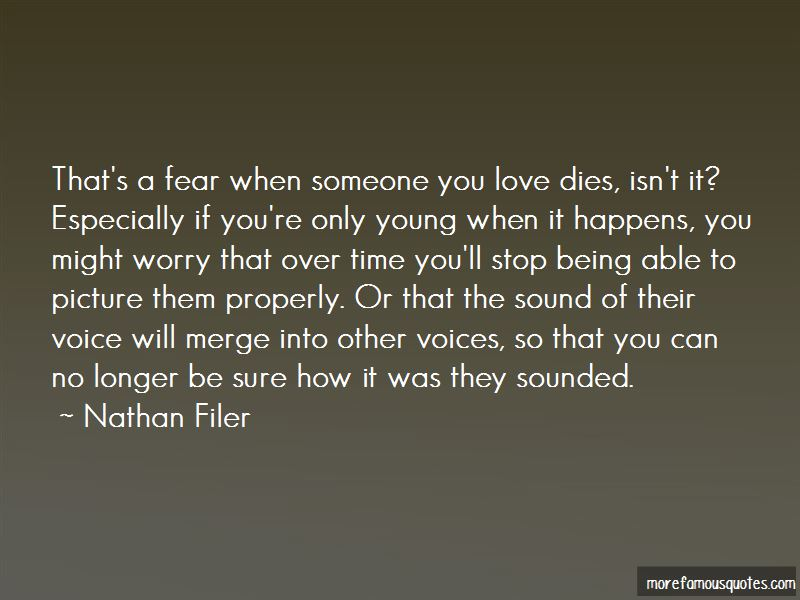 When Someone Young Dies Quotes: top 2 quotes about When ...