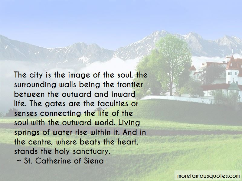 Where The Heart Beats Quotes