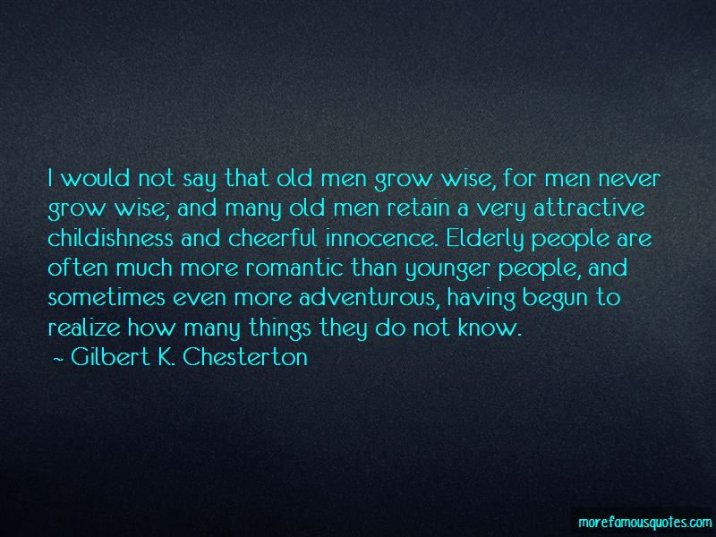 Wise Elderly Quotes Pictures 3