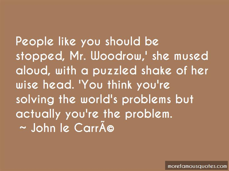 Wise Head Quotes