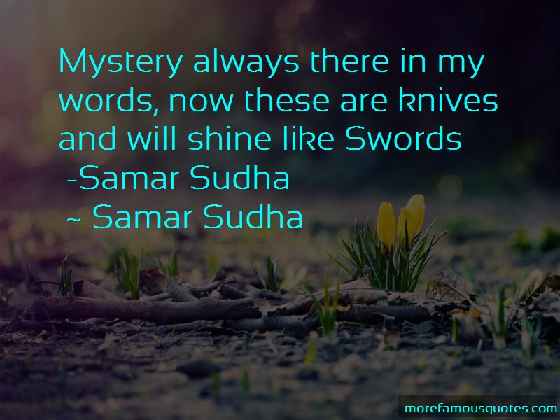 Words Are Like Swords Quotes Pictures 4
