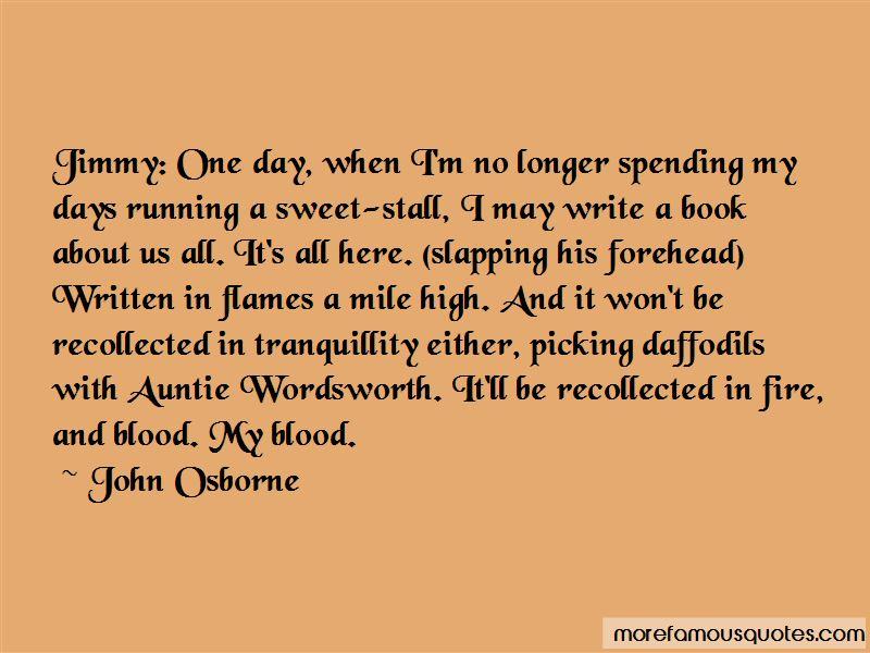 Wordsworth Daffodils Quotes