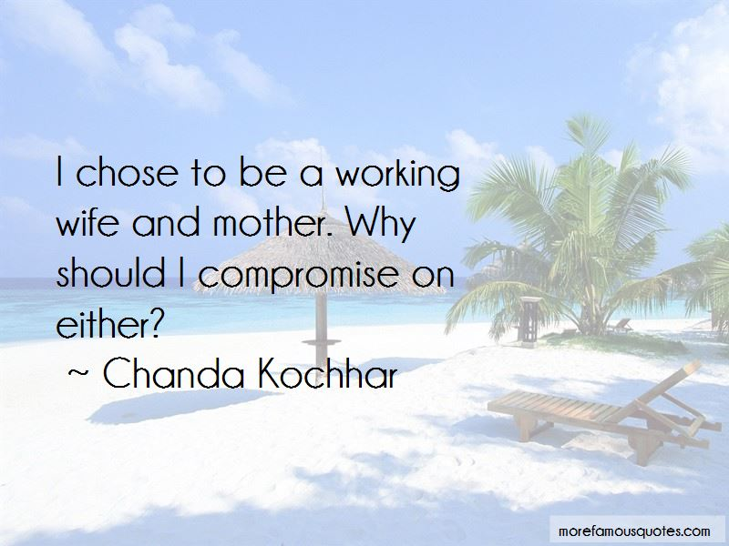 Working Wife And Mother Quotes: top 10 quotes about Working