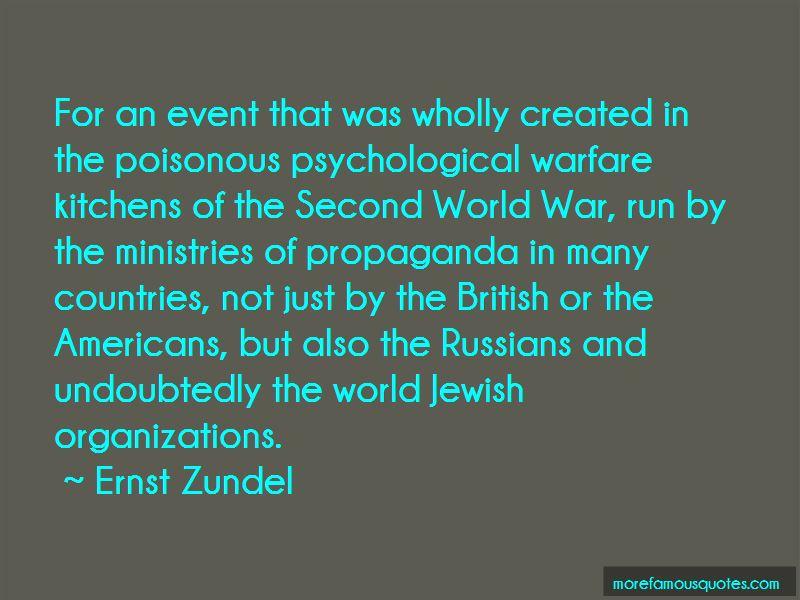 World War 2 Propaganda Quotes