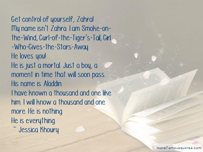 Zahra Quotes