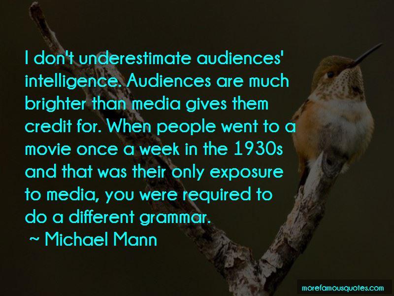 1930s Movie Quotes