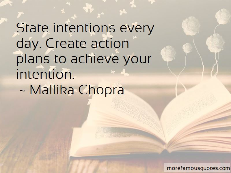 Action And Intention Quotes Pictures 4