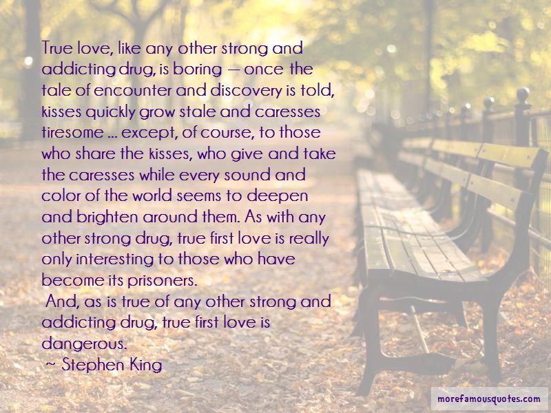 Addicting Kisses Quotes