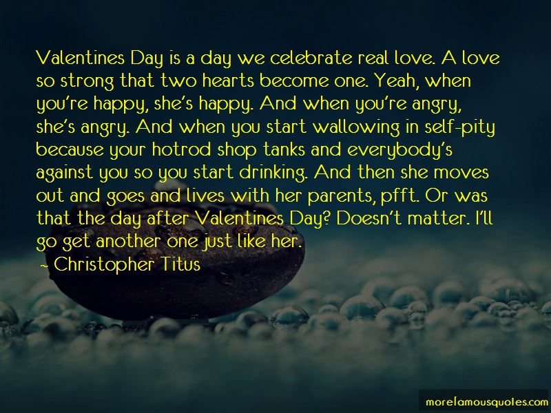 After Valentines Day Quotes