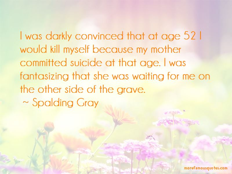 Age 52 Quotes