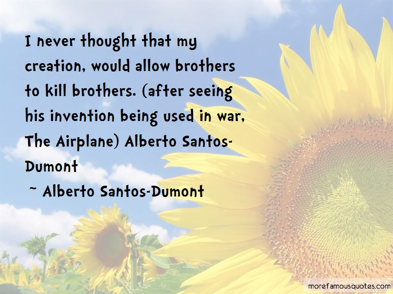 Airplane Invention Quotes