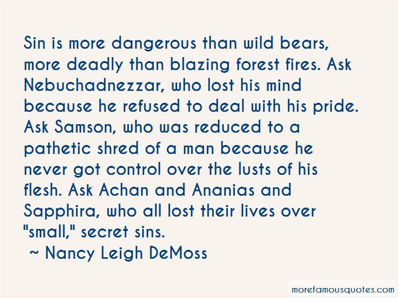 Ananias Quotes
