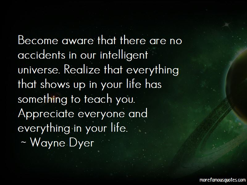 Appreciate Everyone In Your Life Quotes