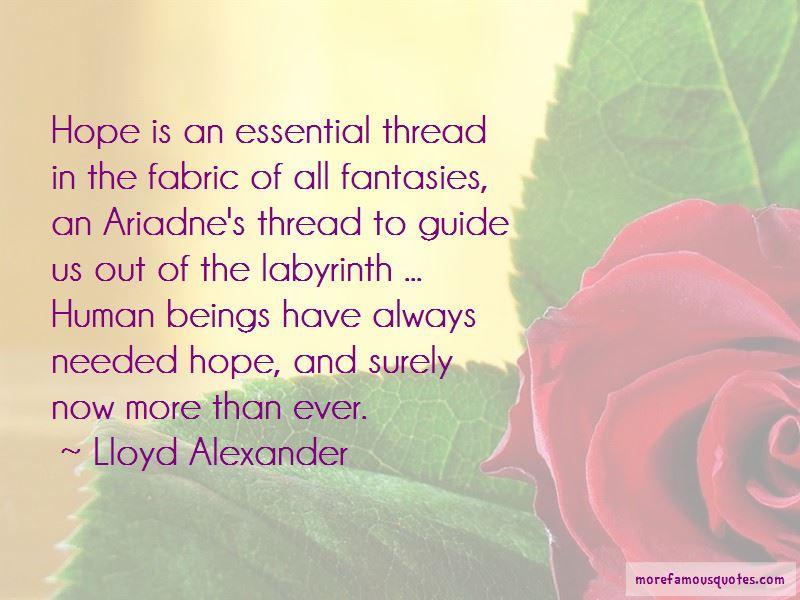 Ariadne's Thread Quotes Pictures 2