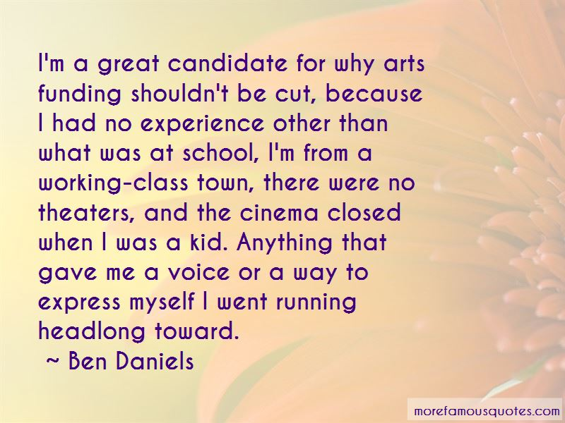 Arts Funding Quotes