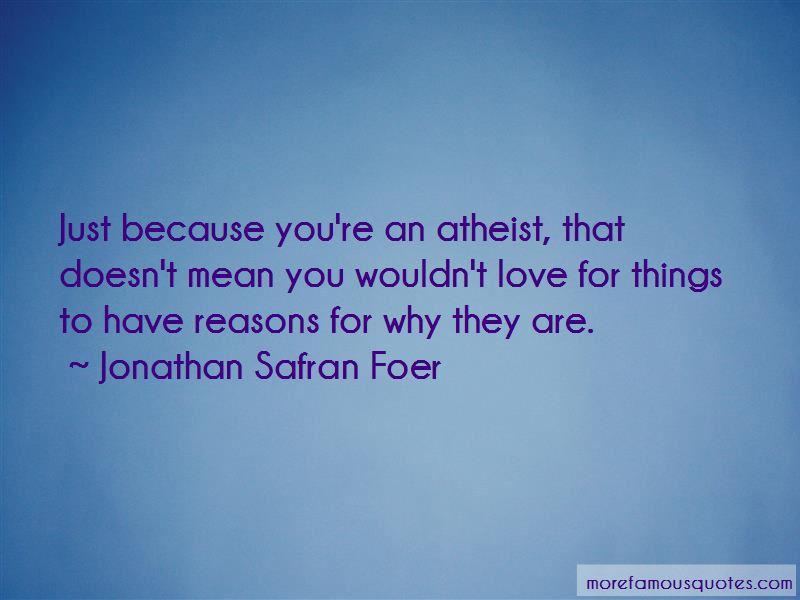 Atheist Love Quotes Pictures 4